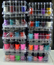 240 Pcs Nail Polish Job Lot Clearance, Top Selling Colours, Brand New Stock
