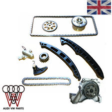 AUDI VW 1.4 1.6 TSI TFSI A3 GOLF TIMING CHAIN KIT + VVT GEAR + OIL PUMP BAG BLF
