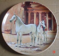 Spode Collectors Plate THE ARABIAN From THE NOBLE HORSE COLLECTION Boxed