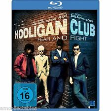 BLU-RAY - THE HOOLIGAN CLUB - FEAR AND FIGHT - NEU/OVP