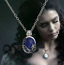 Charms The Vampire Diaries Katherine Anti-sunlight Lapis Lazuli Necklace Gifts