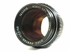 [EXC] Pentax smc 50mm F1.2 F/1.2 MF lens  From Japan