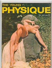 Gay Art The Young Physique Bodybuilding Muscle Magazine/Richard Bennett 5-63