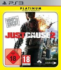 Sony PS3 Playstation 3 Spiel ***** Just Cause 2 *************************NEU*NEW