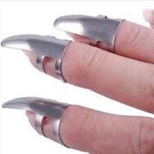 3Pcs Banjo Pick Stainless Steel Hot Guitar Finger Slide Ukulele