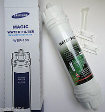 Genuine Samsung Magic Fridge Water Filter - WSF-100 Ice Maker Water Filter