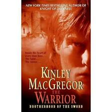 The Warrior by Kinley MacGregor *MacAllisters* (2007, PB) Comb ship 25¢ ea ad'l
