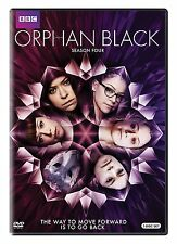 ORPHAN BLACK - SEASON 4  -  DVD - REGION 1  - sealed