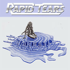 RAPID TEARS - Honestly (NEW*CAN 80's METAL CLASSIC*RIOT*HOLOCAUST*J.PRIEST)