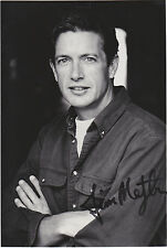 JIM METZLER HAND SIGNED PRO PUBLICITY PHOTO JSA COA TV & FILM ACTOR