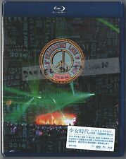 Girls' Generation: Love & Peace - Japan 3rd Tour (2014) Japan / BLU RAY TAIWAN