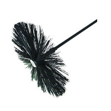 NEW SILVERLINE CHIMNEY SWEEP BRUSH 595740 - UNIVERSAL JOINT, 400 MM