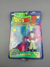 Dragon Ball Z Krillin The Saga Continues Series 10 Irwin DBZ NEW MOSC