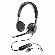 Plantronics Blackwire C520-M Binaural USB Laptop Headset for MicroSoft Lync / OC