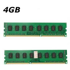 8GB 2X4GB DDR3 1600MHz PC3-12800 Speed DIMM Memory RAM 40-Pin For Desktop AMD