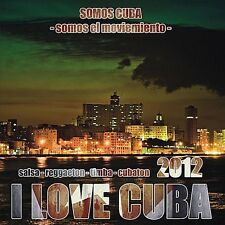 I Love Cuba 2012 by Various Artists (CD, Mar-2012, CD Baby (distributor))