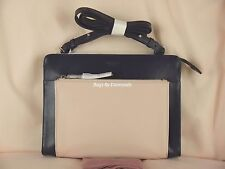 "Radley ""Clerkenwell"" Medium Size Navy Leather Cross Across Body Bag New RRP £159"