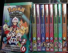POKEMON ADVENTURES DIAMOND & PEARL PLATINUM BOX SET GN Manga Viz Media VOL #1-11