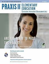 PRAXIS II Elementary Education: Curriculum, Instruction, Assessment (0011/5011)