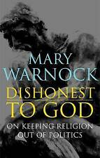 Acceptable, Dishonest to God, Mary Warnock, Book