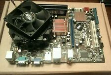 ASUS P5KPL-AM SE Motherboard w/Intel Core 2 Duo E6750 CPU 2GB RAM Free Shipping