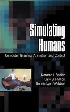 Simulating Humans: Computer Graphics Animation and Control-ExLibrary
