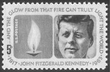 USA 1964 President John F Kennedy/JFK/People/Flame/Fire/Politics 1v (n37385)