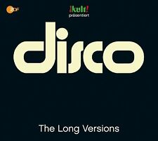 DISCO LONG VERSIONS 3 CD NEU