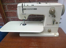 VINTAGE BERNINA MODEL 730 RECORD SEWING MACHINE