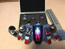 KAMEN RIDER FOURZE DX driver & Astro Switch 9 & Case SET BANDAI