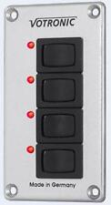 Votronic Switch Panel each 8 Amp (12v) Campers Campervan