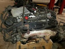 CORE ENGINE 8-350 5.7L LT1 WITH COMPUTER/WIRING FITS 1995 FLEETWOOD 297295