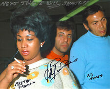 HAL BLAINE STUDIO SESSION DRUMMER SIGNED 8X10 PHOTO C w/COA THE WRECKING CREW