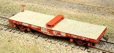 AMB LaserKit HO Scale Kit #207 PRR Load Bolsters Bob The Train Guy