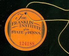 """Ticket - The Franklin Institute of PA """"Hear your own Voice - Test Your Hearing"""""""