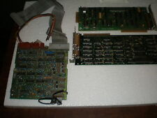 (3) IBM XT 1984 Circuit Boards
