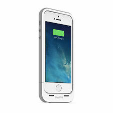 mophie juice pack plus Battery Case For iPhone SE/5s/5 - (2,100mAh) - White