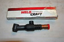 Weldcraft WR-26V Tig Torch Head