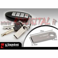 PENDRIVE SE9 MINI KINGSTON 8 GB DATATRAVELER PENNA DRIVE PEN USB CHIAVETTA
