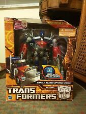 Transformers ROTF BATTLE BLADES OPTIMUS PRIME SEALED 2010