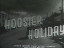 HOOSIER HOLIDAY  1943 (DVD) THE HOOSIER HOTSHOTS