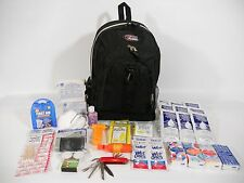 3 Day Emergency Survival Kit 2 Persons Disaster EarthQuake Zombie2 Bug out Bag