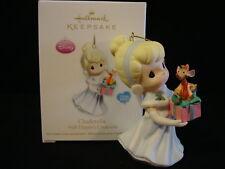 zz Precious-Disney/Hallmark/Precious Moments-2011 Exclusive Cinderella And Jaq