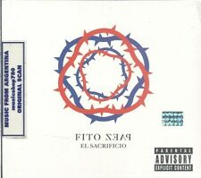FITO PAEZ EL SACRIFICIO + BONUS TRACK SEALED CD NEW 2013