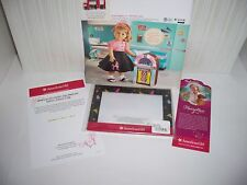 American Girl MARYELLEN Store Exclusive BOOKMARK & Picture Frame  Mary Ellen