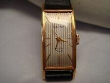VINTAGE NEW OLD STOCK LADY SEIKO ANGEL DIASHOCK 17 JEWELS BACK STAINLESS STEEL