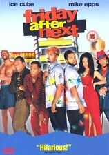 Friday After Next DVD Ice Cube Mike Epps John Witherspoon Brand New and Sealed