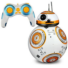 STAR WARS ⭐️ BB-8 Droid Robot REMOTE CONTROL Toy FORCE AWAKENS