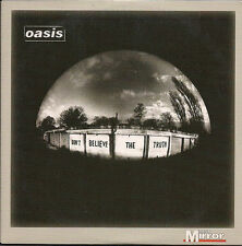 Oasis Don't Believe The Truth CD from The Daily Mirror in card slipsleeve UK CD