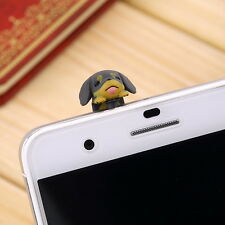 3.5mm Jack Anti Cap Plug Dust Proof Stopper Cover For iPad iPhone HTC Galaxy ft